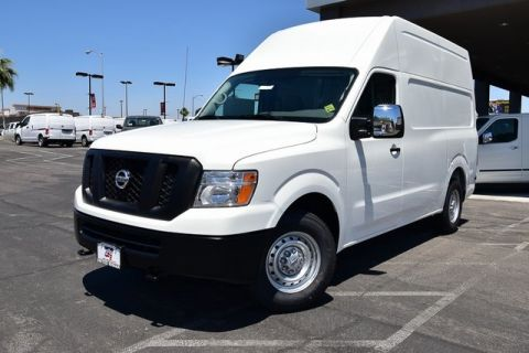 New 2018 Nissan NV1500 S