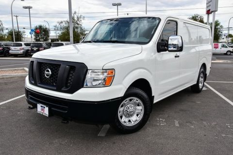 New 2019 Nissan NV1500 S